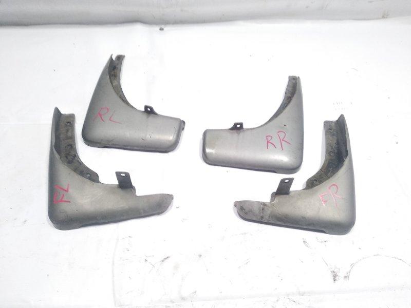 Брызговики комплект Nissan Xtrail T30 SR20VET 2001