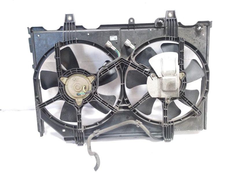 Диффузор радиатора Nissan Presage HU30 KA24DE 1998