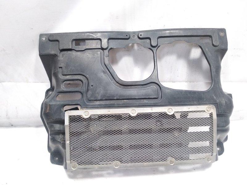Защита двигателя Toyota Town Ace S412M 3SZVE 2012 передняя