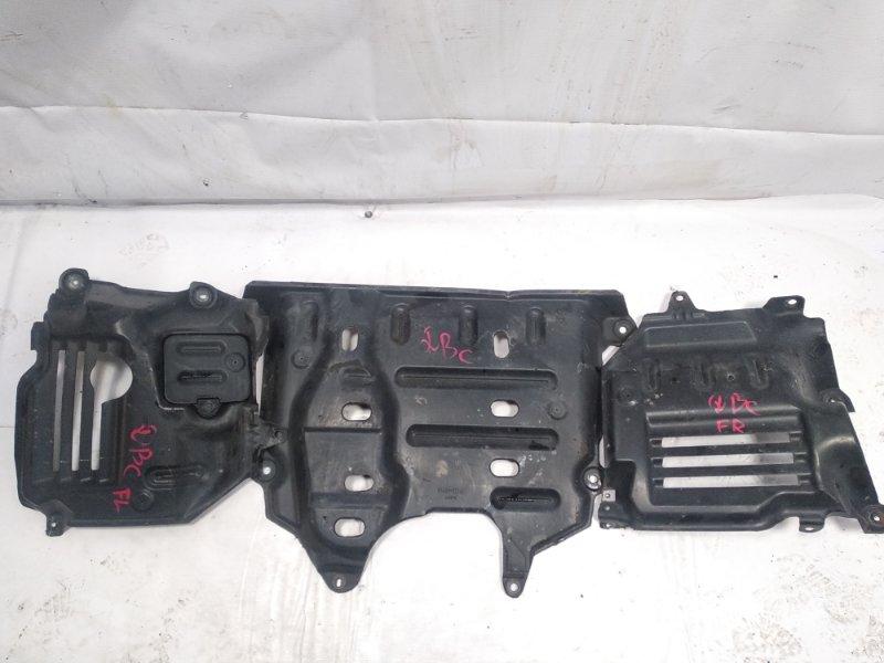 Защита двигателя Toyota Town Ace S402 3SZVE 2012 передняя
