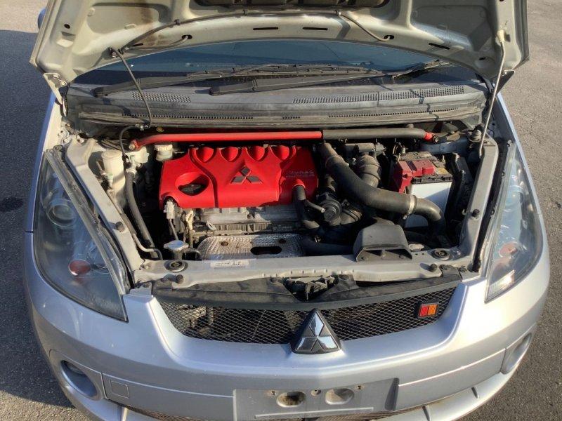 Двигатель Mitsubishi Colt Z27A 4G15T 2007