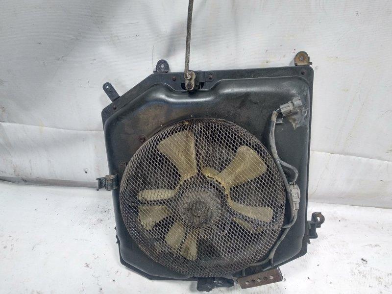 Радиатор кондиционера Toyota Hiace KZH106G 1KZTE 1995