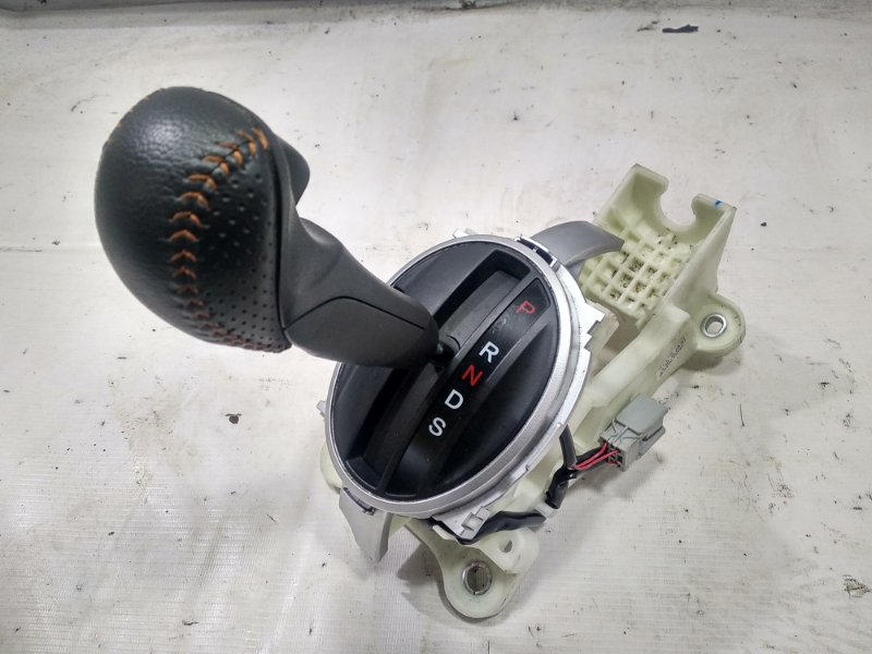 Селектор акпп Honda Fit GP1 L15A 2011 передний