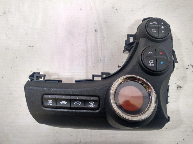Блок управления климат-контролем Honda Fit GP1 L15A 2011 передний