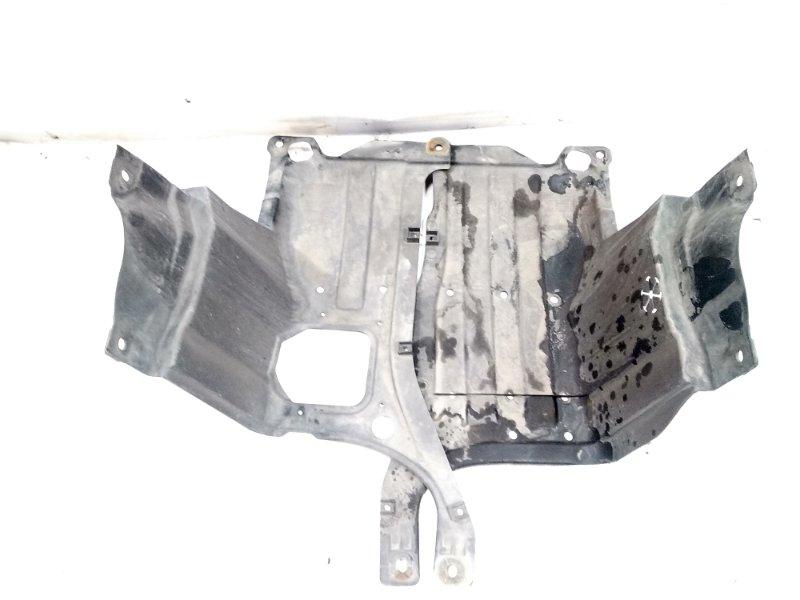 Защита двигателя Honda Fit GE6 L15A 2011 передняя