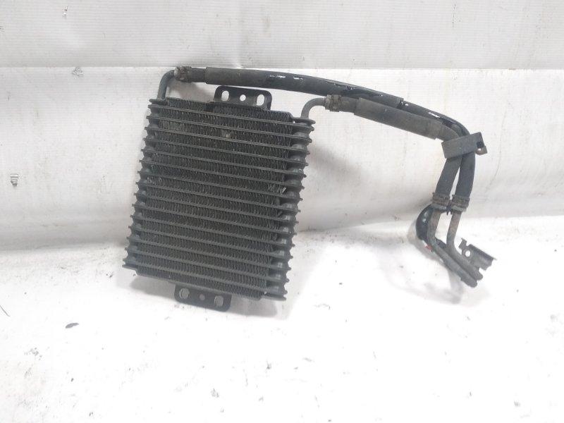 Радиатор акпп Toyota Hiace KZH106G 1KZTE 1995 передний
