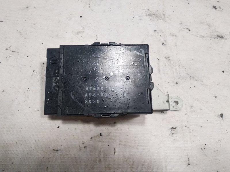 Блок управления abs Nissan Presage HU30 KA24DE 1998