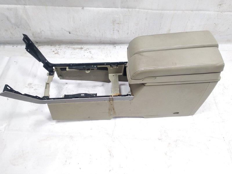 Бардачок между сиденьями Infiniti Fx35 S50 VQ35DE 2005 передний