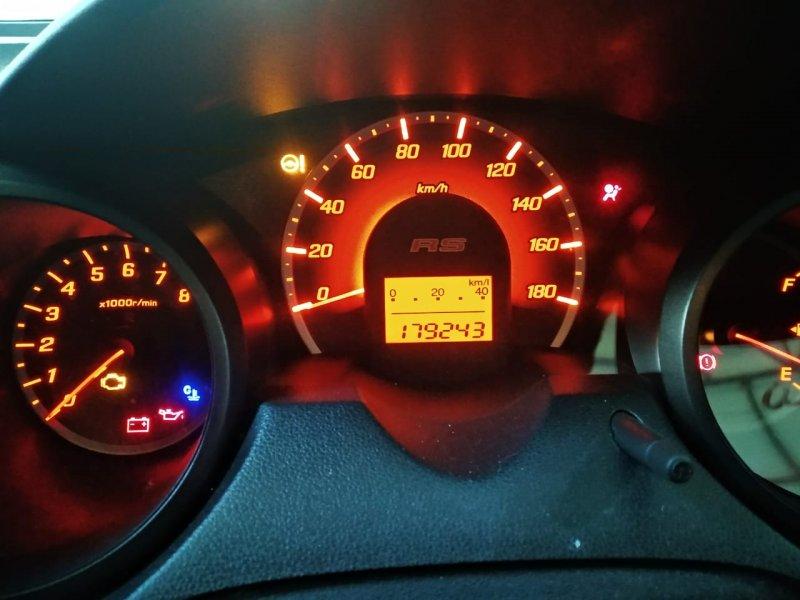 Спидометр Honda Fit GE8 L15A 2011 передний