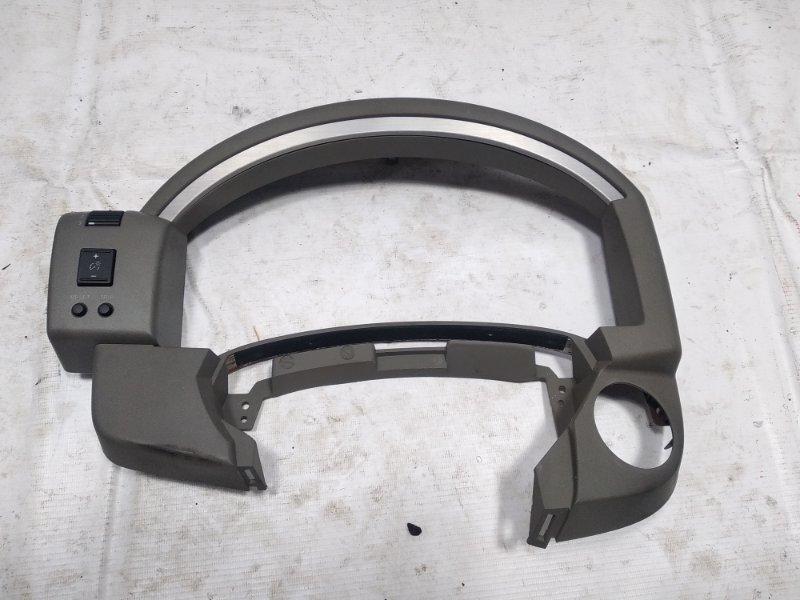 Консоль спидометра Infiniti Fx35 S50 VQ35DE 2005