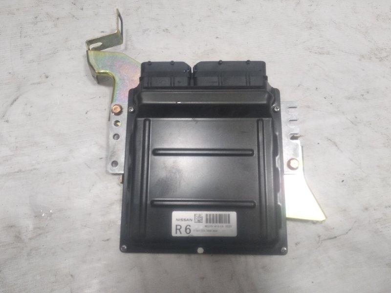 Блок управления efi Infiniti Fx35 S50 VQ35DE 2005