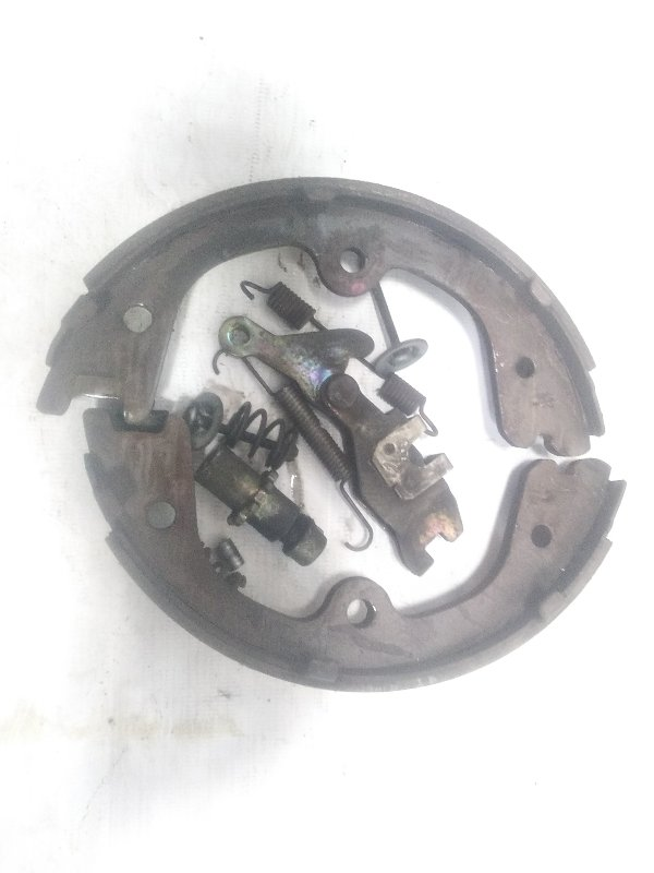 Механизм стояночного тормоза Infiniti Fx35 S50 VQ35DE 2005 задний левый