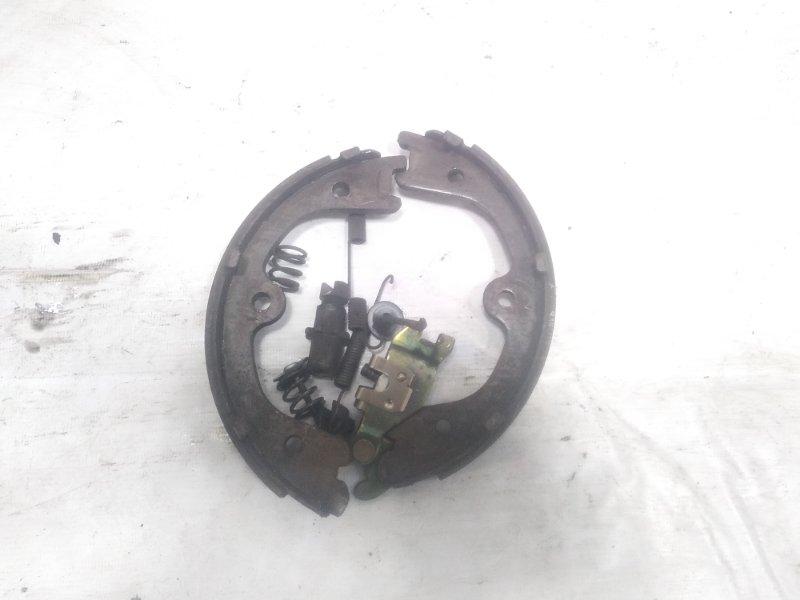 Механизм стояночного тормоза Infiniti Fx35 S50 VQ35DE 2005 задний правый