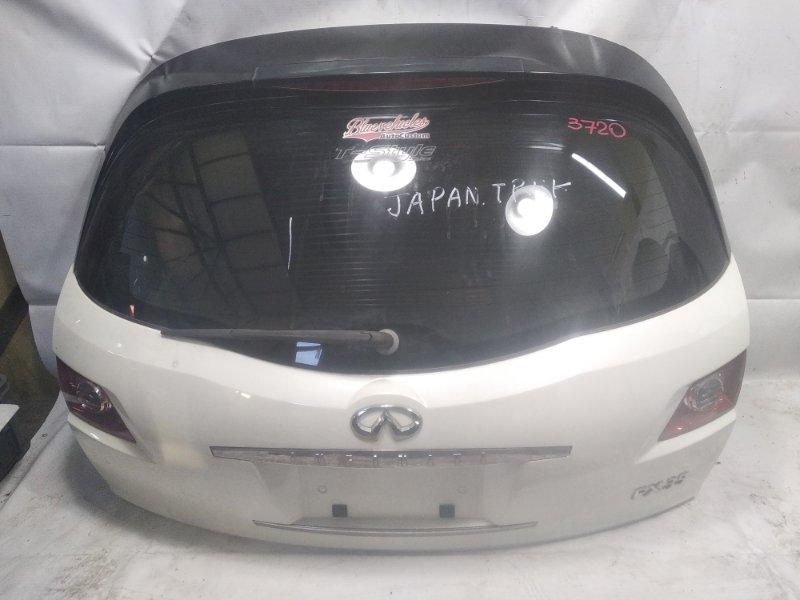 Дверь 5я Infiniti Fx35 S50 VQ35DE 2005 задняя