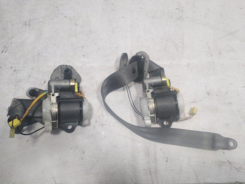 Ремень безопасности Suzuki Jimny JB23W G13B 1998 передний левый
