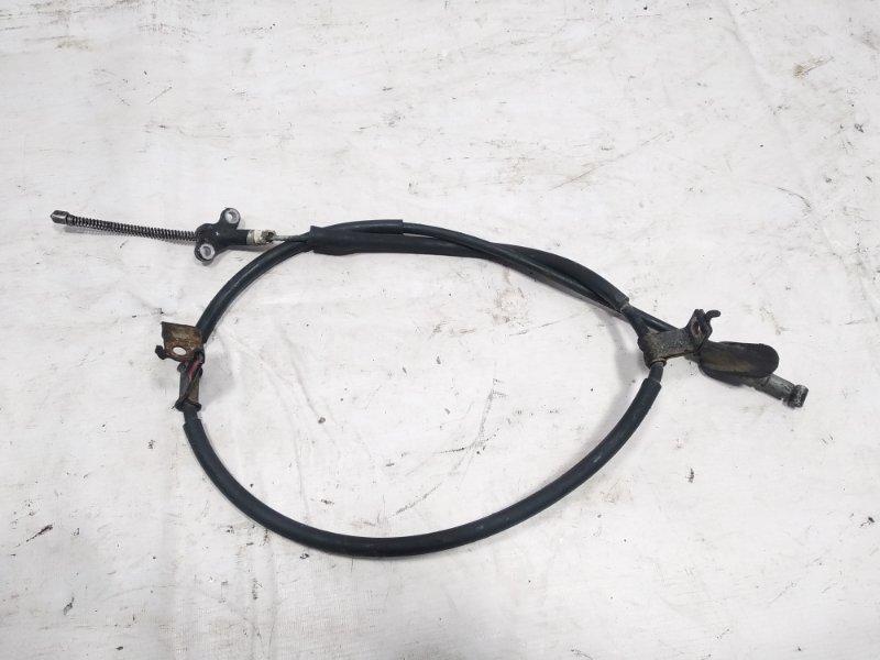 Тросик ручника Honda Crv RD4 K24A 2006 задний левый