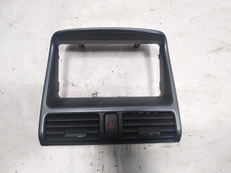 Консоль магнитофона Honda Crv RD4 K24A 2006