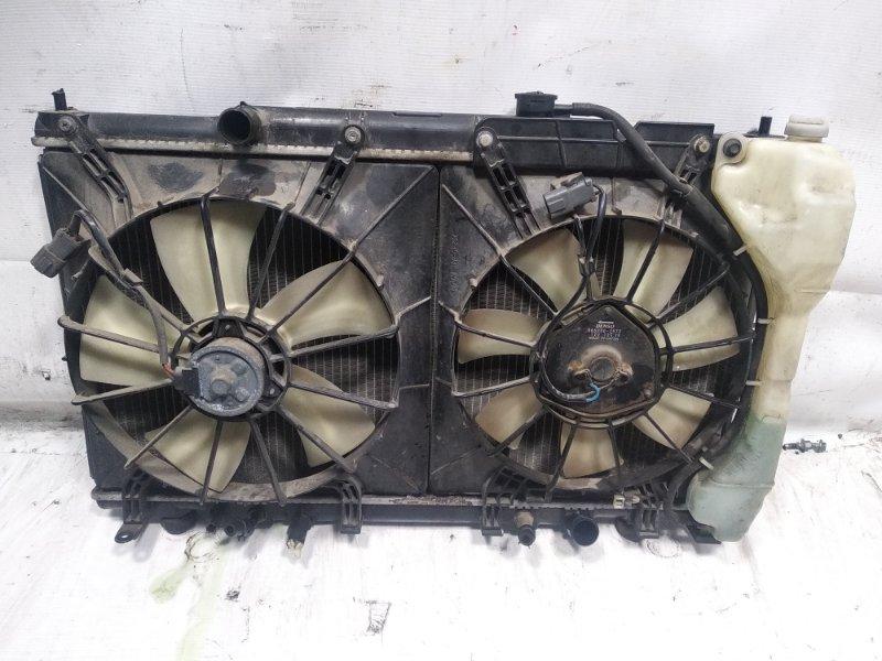 Радиатор основной Honda Crv RD4 K24A 2006 передний