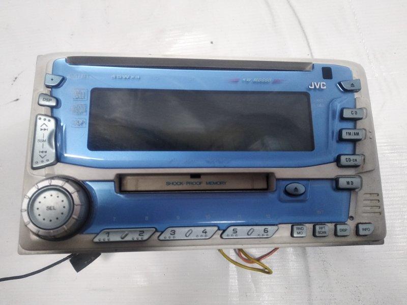 Магнитофон Mitsubishi Pajero V21W 4M40 1994