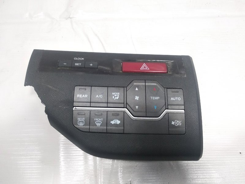 Блок управления климат-контролем Honda Step Wagon RK5 R20A 2010