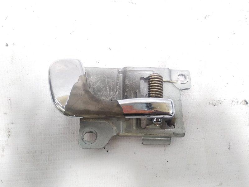 Ручка двери внутренняя Mitsubishi Pajero V21W 4M40 1994 передняя правая