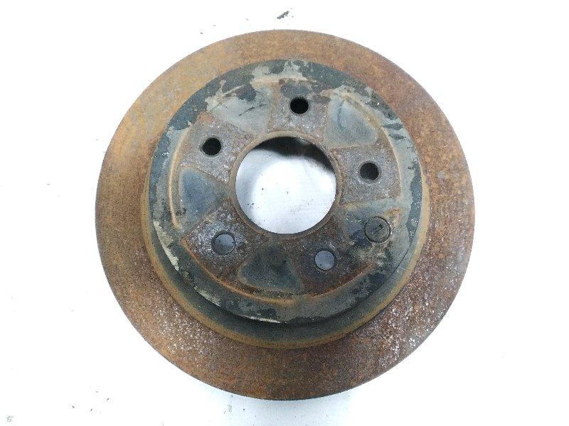 Тормозной диск Nissan Xtrail T31 M9R 2011 задний правый