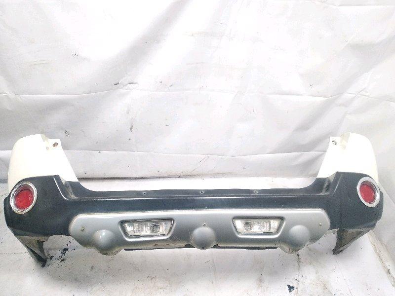 Бампер Nissan Xtrail T31 M9R 2011 задний