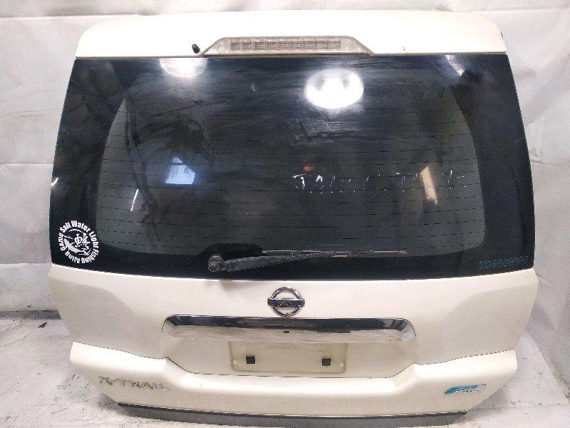 Дверь 5я Nissan Xtrail T31 M9R 2011 задняя