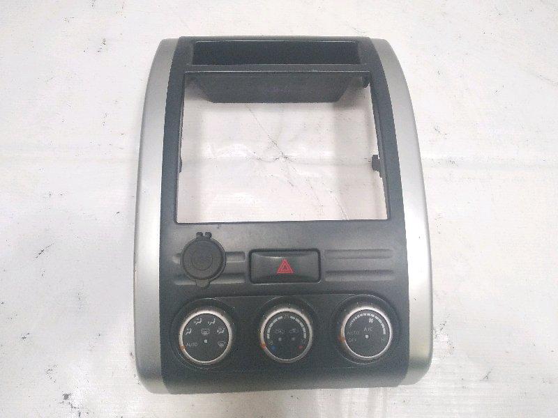 Блок управления климат-контролем Nissan Xtrail T31 M9R 2011 передний