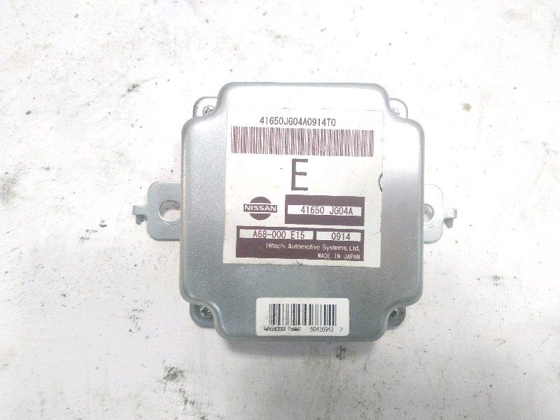 Блок управления раздаточной коробкой Nissan Xtrail T31 M9R 2011