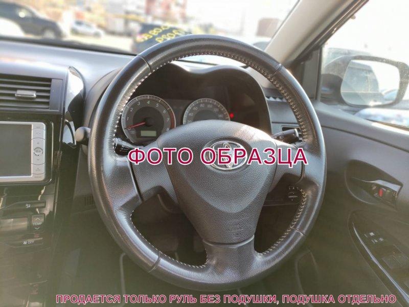 Руль Toyota Corolla Fielder NZE141 1NZFE 2009 передний правый