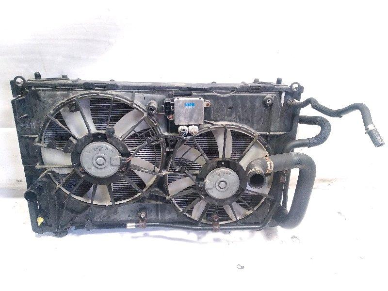 Радиатор основной Toyota Estima AHR20W 2AZFXE 2009 передний