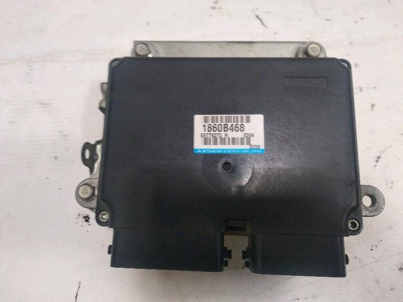 Блок управления efi Mitsubishi Rvr GA3W 4B10 2010 передний