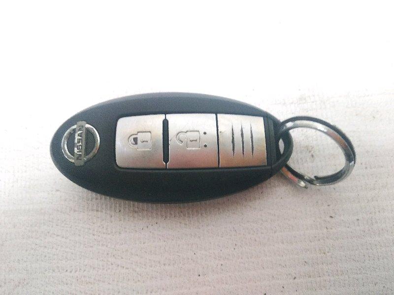 Ключ зажигания Nissan Xtrail T31 M9R 2011