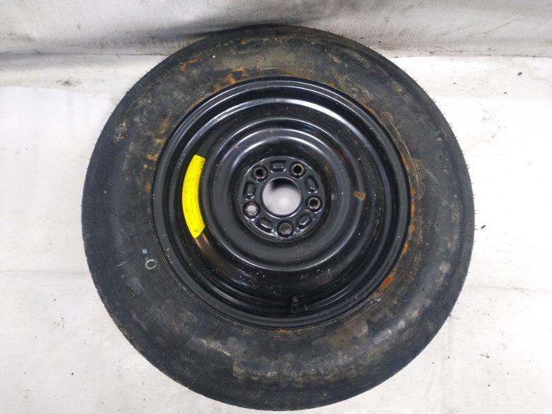 Запаска Nissan Xtrail T31 M9R 2011 задняя