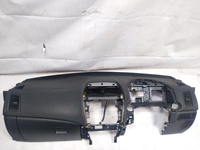 Airbag пассажирский Mitsubishi Rvr GA3W 4B10 2010 передний левый