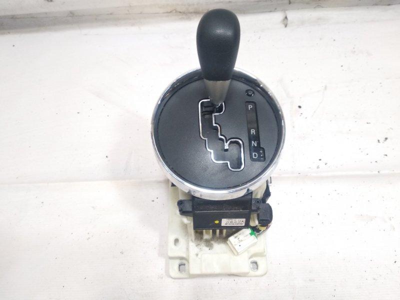 Селектор акпп Mitsubishi Rvr GA3W 4B10 2010 передний