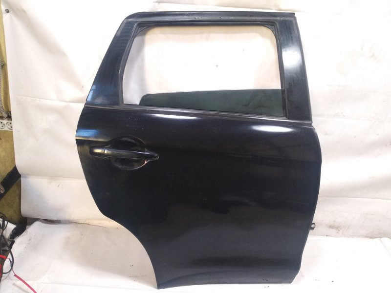 Дверь Mitsubishi Rvr GA3W 4B10 2010 задняя правая