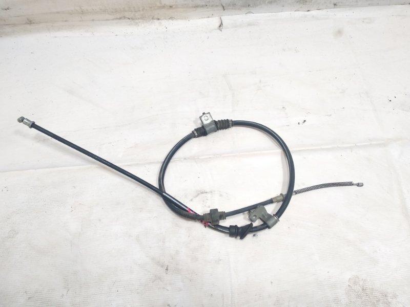 Тросик ручника Mitsubishi Rvr GA3W 4B10 2010 задний левый