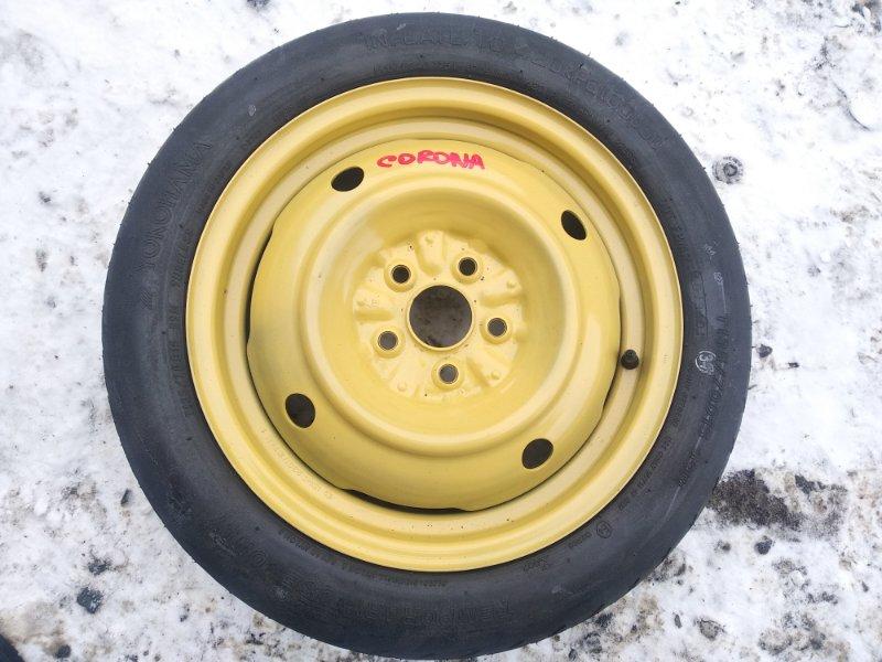 Запаска Toyota Corona Premio ST215 3SFE 2001