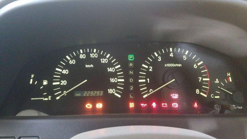 Спидометр Toyota Corona Premio ST215 3SFE 2001