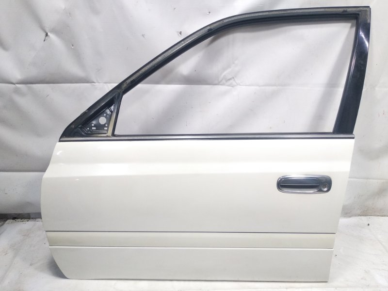Дверь Toyota Corona Premio ST215 3SFE 2001 передняя левая