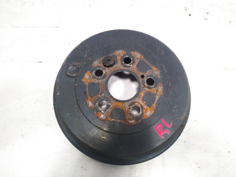 Тормозной барабан Toyota Corona Premio ST215 3SFE 2001 задний левый