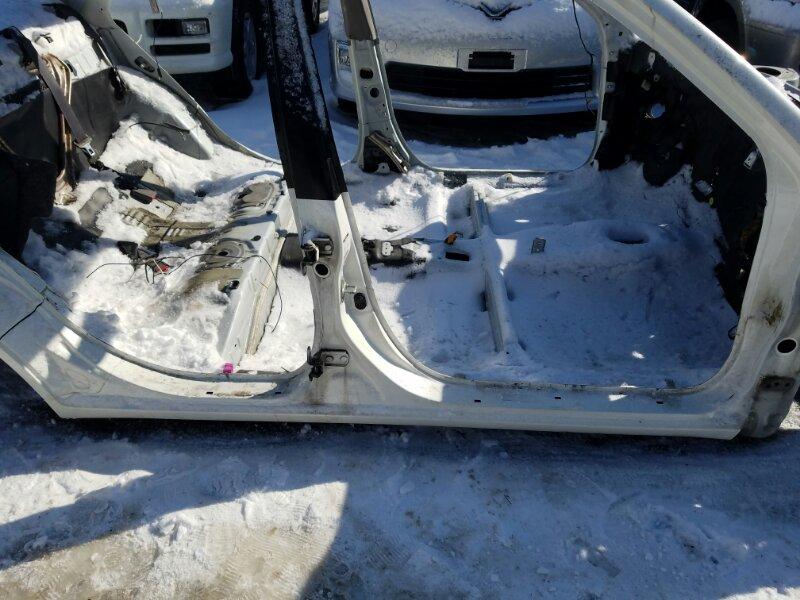 Порог кузова Toyota Corona Premio ST215 3SFE 2001 передний правый