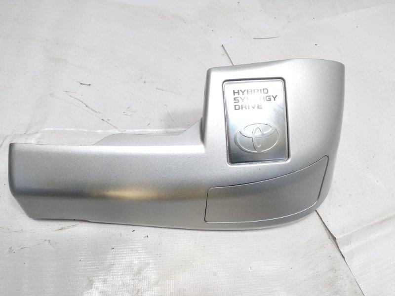 Пластиковая крышка на двс Toyota Estima AHR20W 2AZFXE 2009 передняя