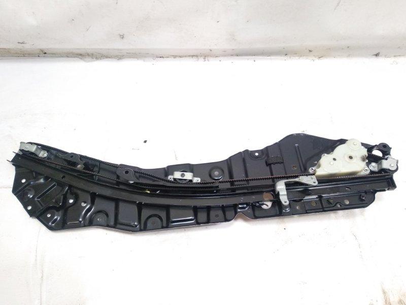 Механизм открывания двери Toyota Estima AHR20W 2AZFXE 2009 задний правый