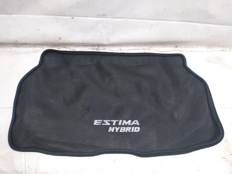 Коврик багажника Toyota Estima AHR20W 2AZFXE 2009