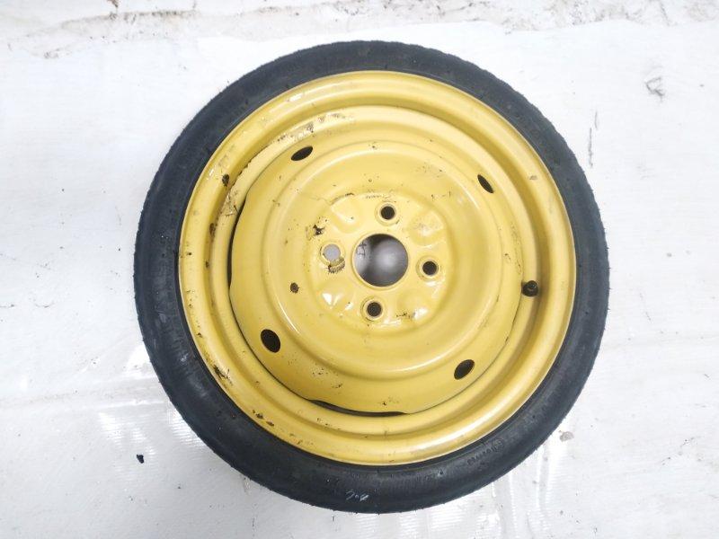 Запаска Toyota Platz NCP12 1SZFE 2003 задняя