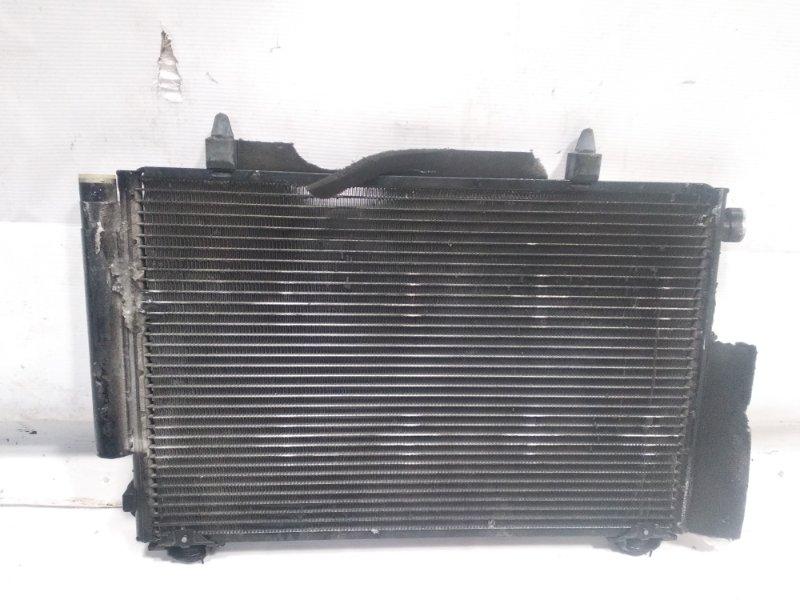 Радиатор кондиционера Toyota Platz NCP12 1SZFE 2003 передний