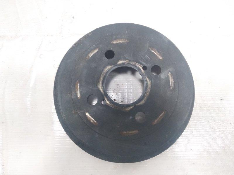 Тормозной барабан Toyota Platz SCP10 1SZFE 2003 задний левый